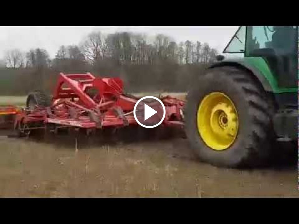 Video John Deere 8430
