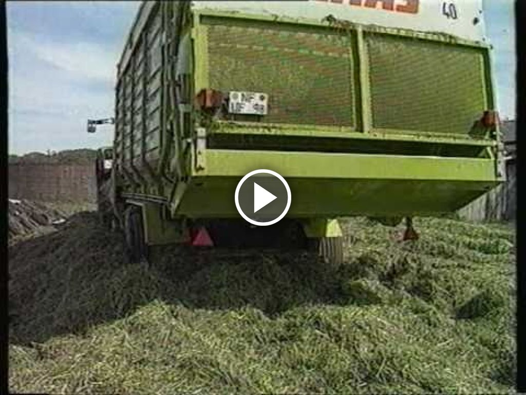 Video Claas Sprint