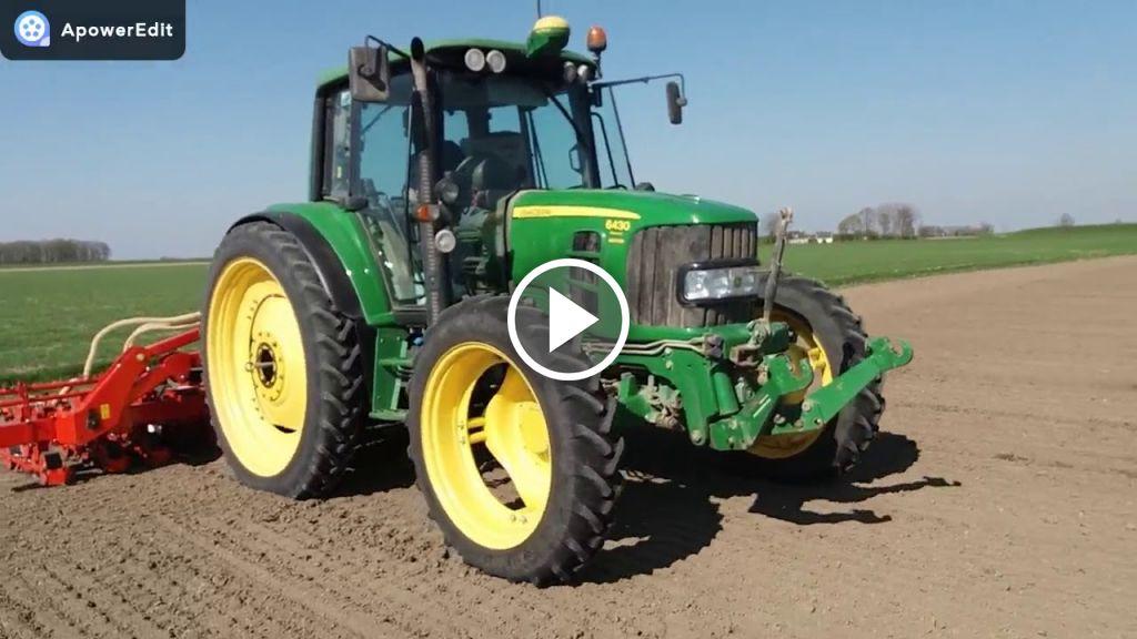 Video John Deere 6430