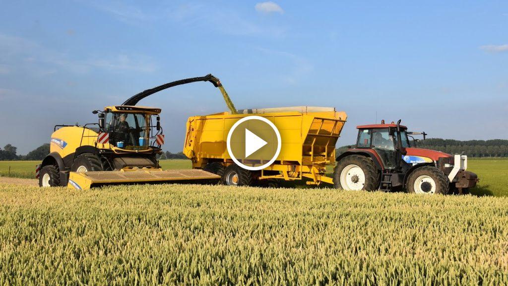 Video New Holland FR 780
