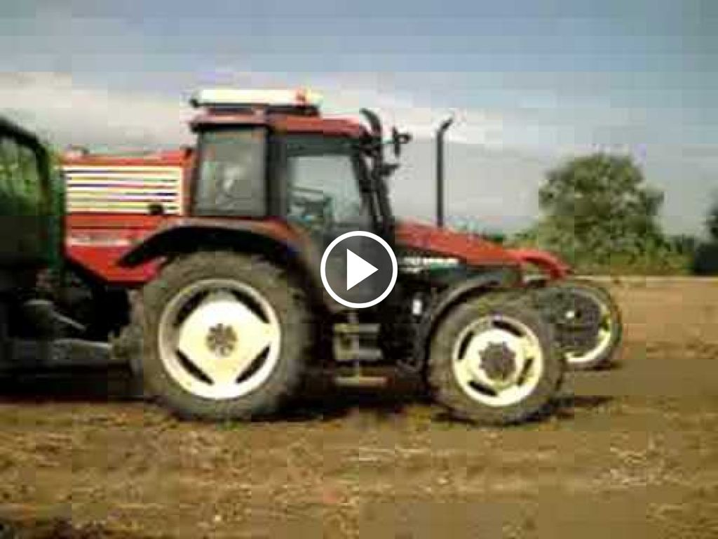 Video New Holland TS 110