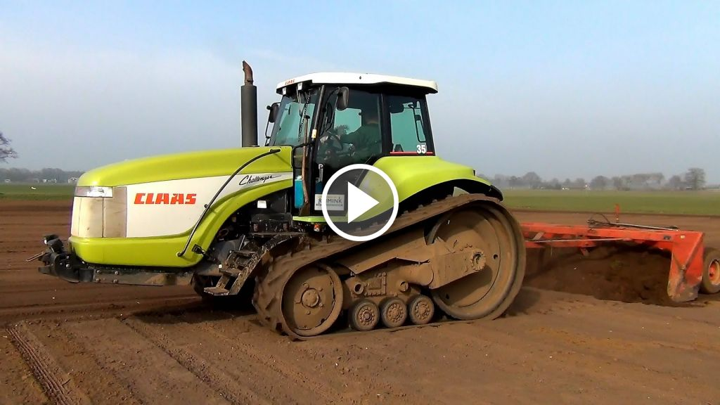 Video Claas Challenger 35