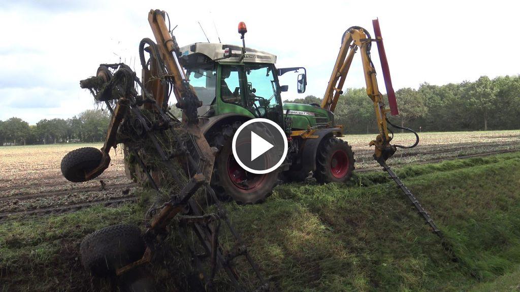 Video Fendt 208 F