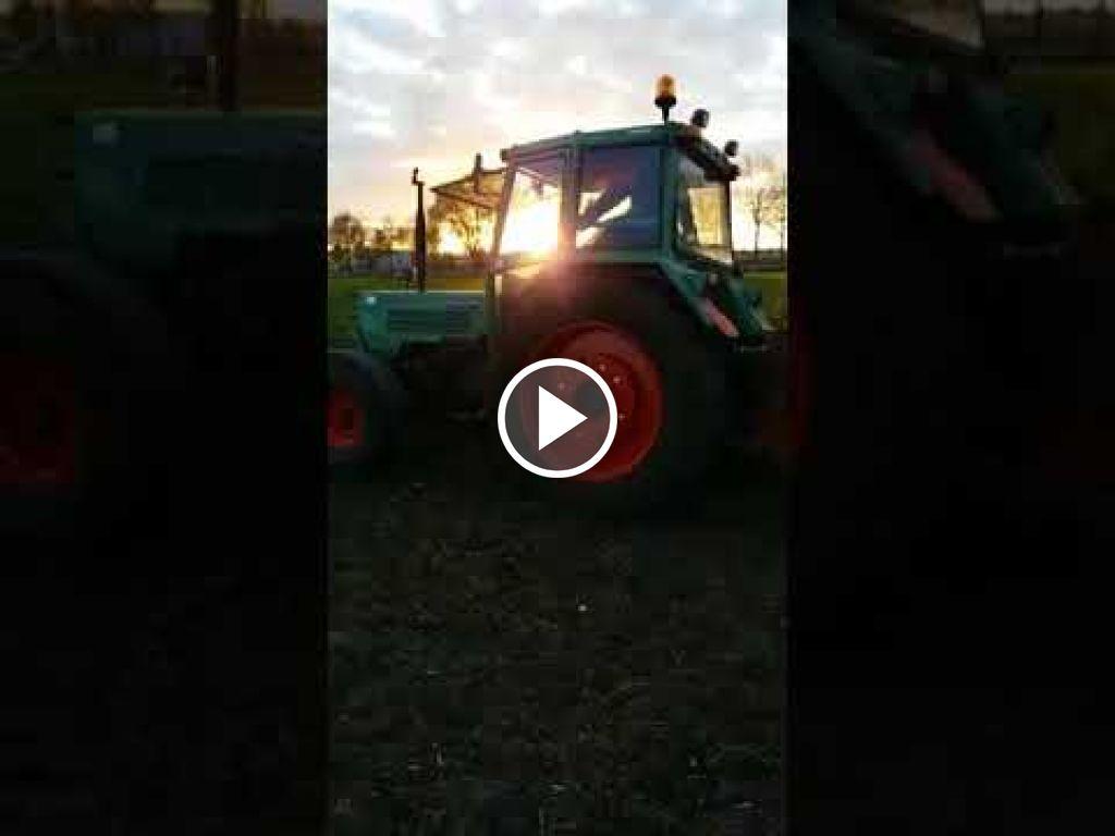 Video Fendt 108 LS