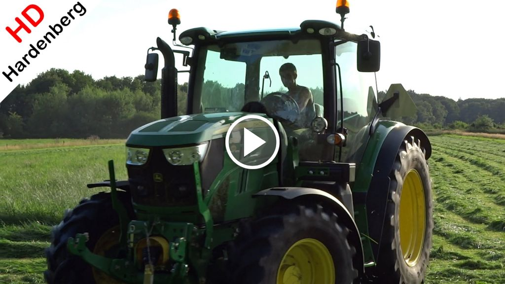 Wideo John Deere 6115R