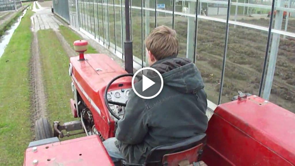 Vidéo Massey Ferguson 188