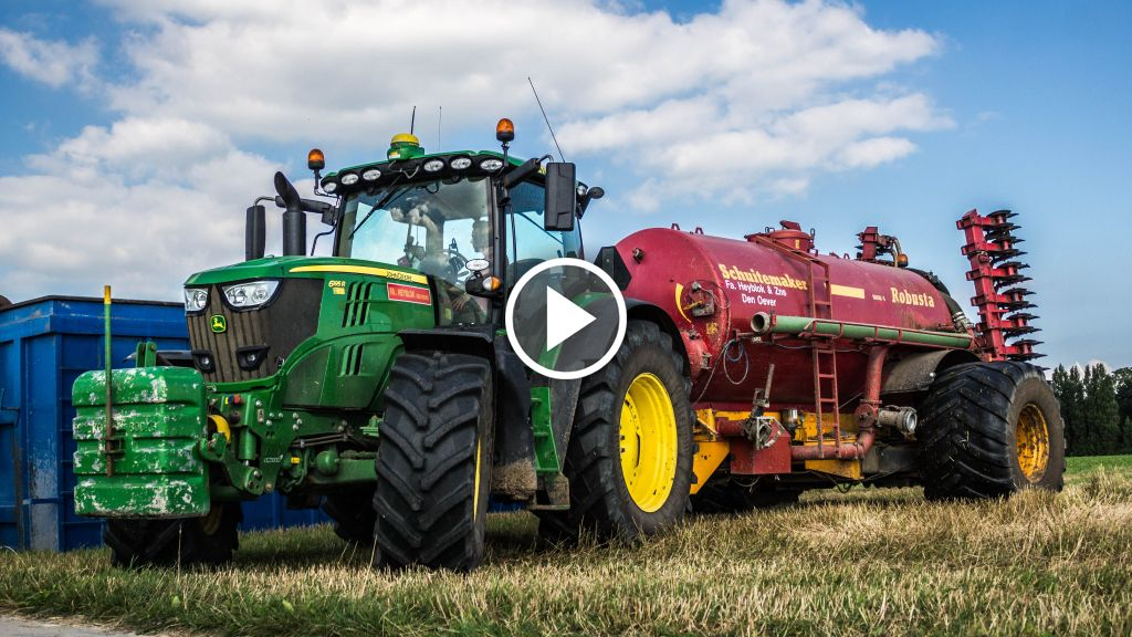 Video John Deere 6195R