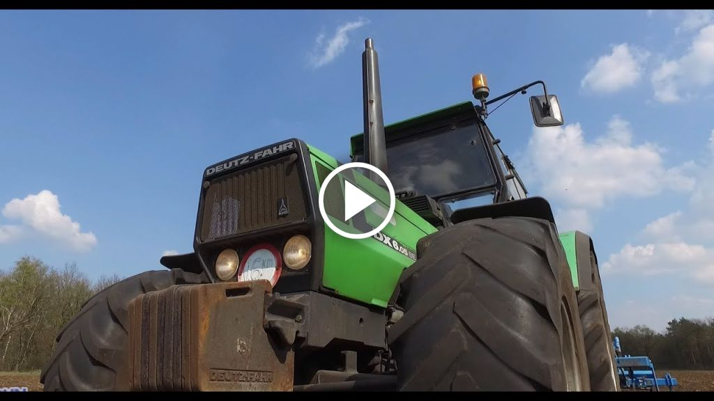 Video Deutz-Fahr DX 6.05