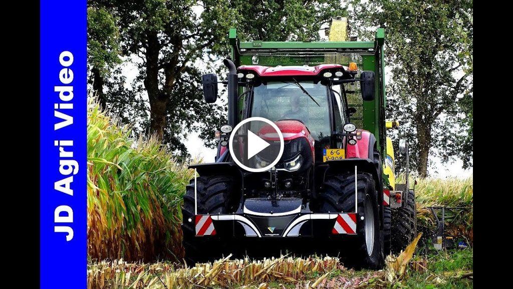 Video New Holland FR 500