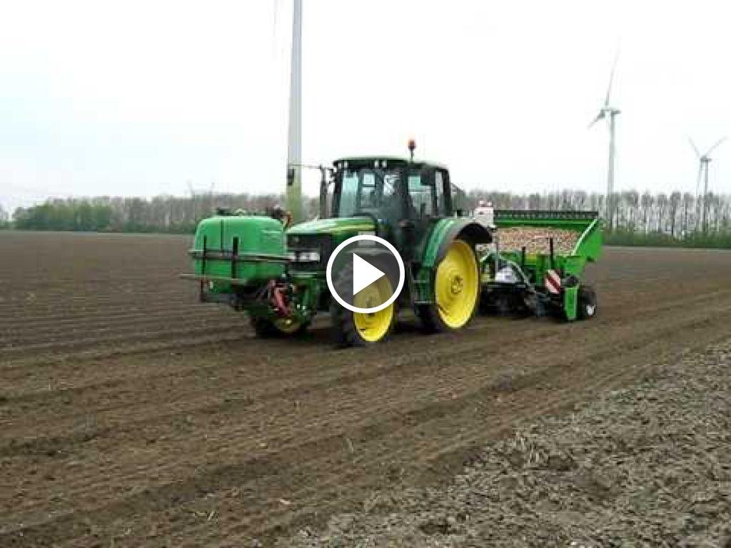 Video John Deere 6420