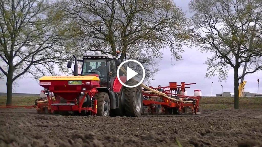 Vidéo Massey Ferguson 7485