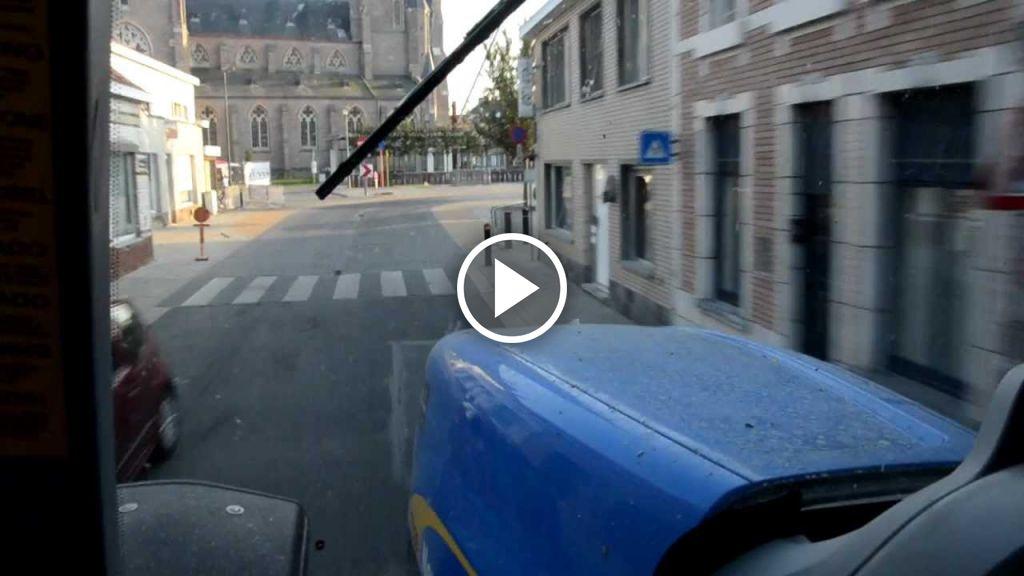 Video New Holland Interieur