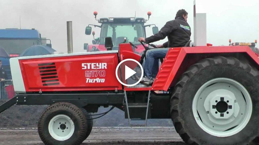 Video Steyr 8170