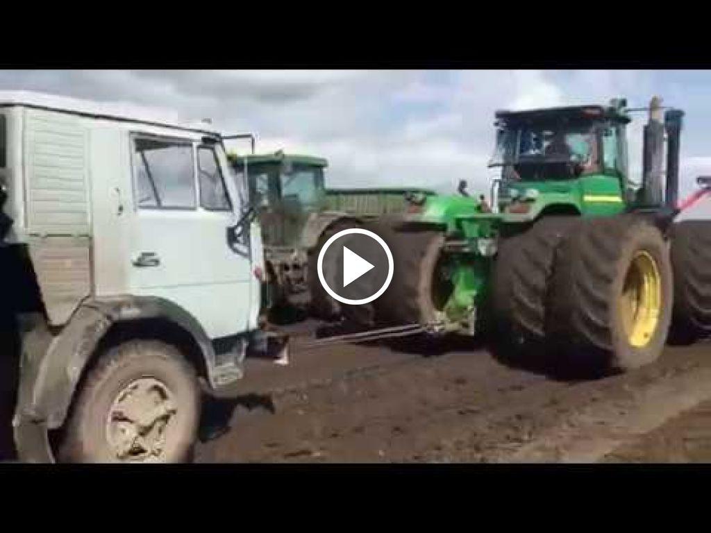 Video John Deere 9530