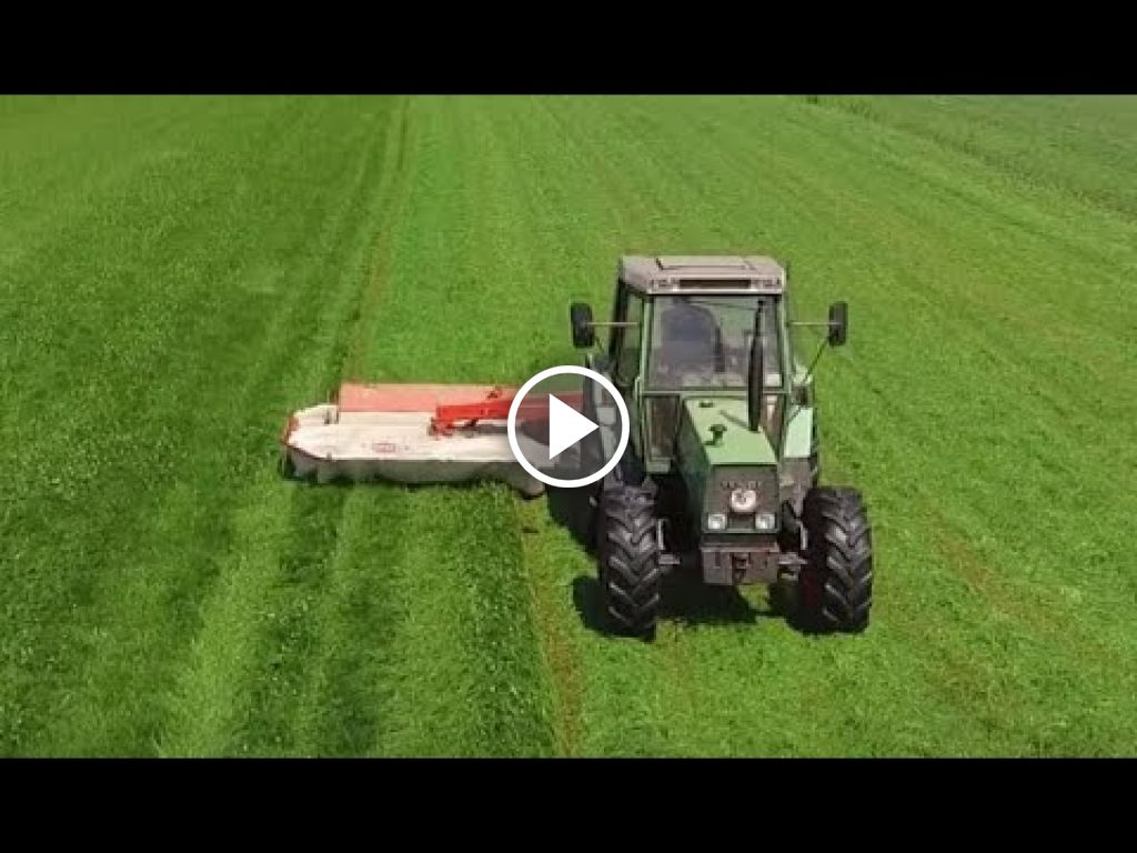 Video Fendt 306 LSA