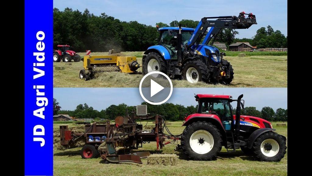 Video New Holland TVT 170