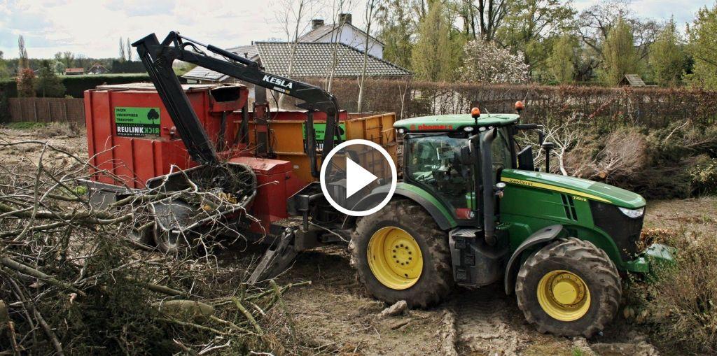Wideo John Deere 7250R