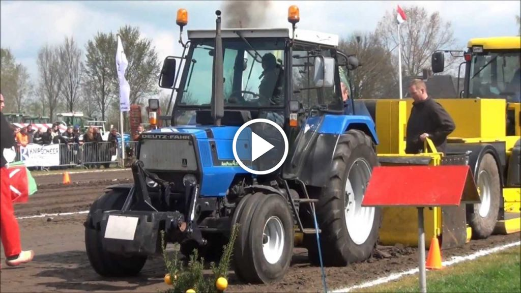 Video Deutz-Fahr DX 4.11 SE