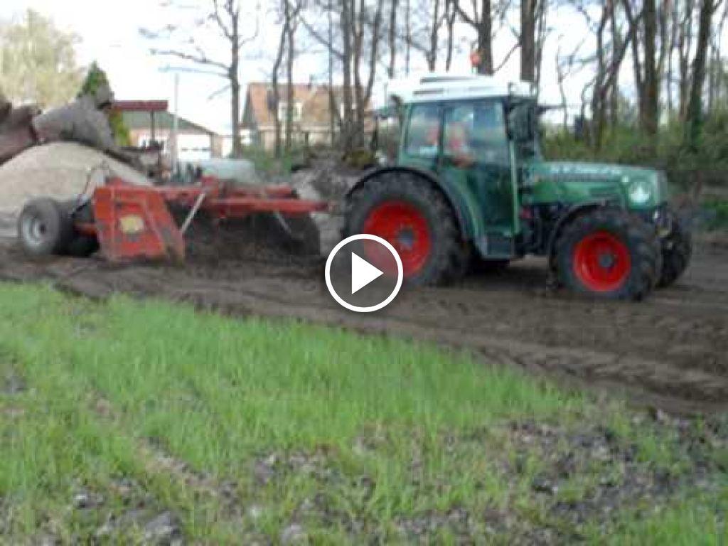 Wideo Fendt 209