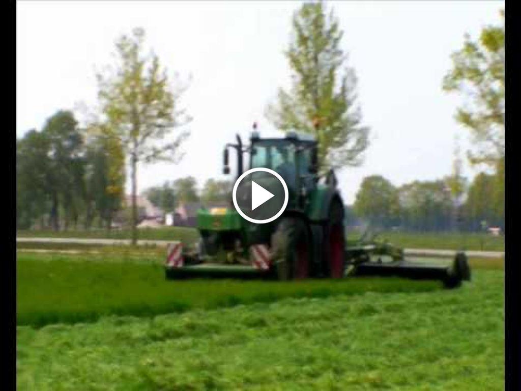 Video Fendt 922