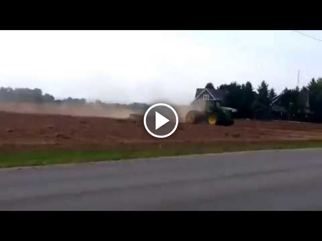 Video John Deere 9630