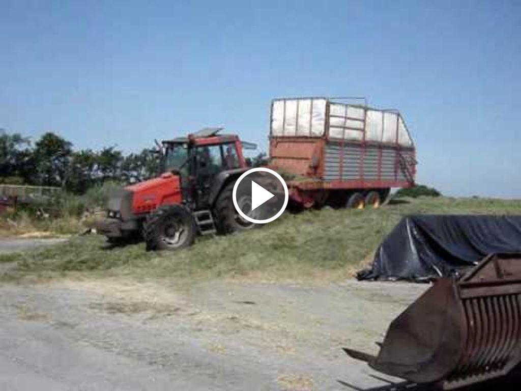 Video Valtra 6550