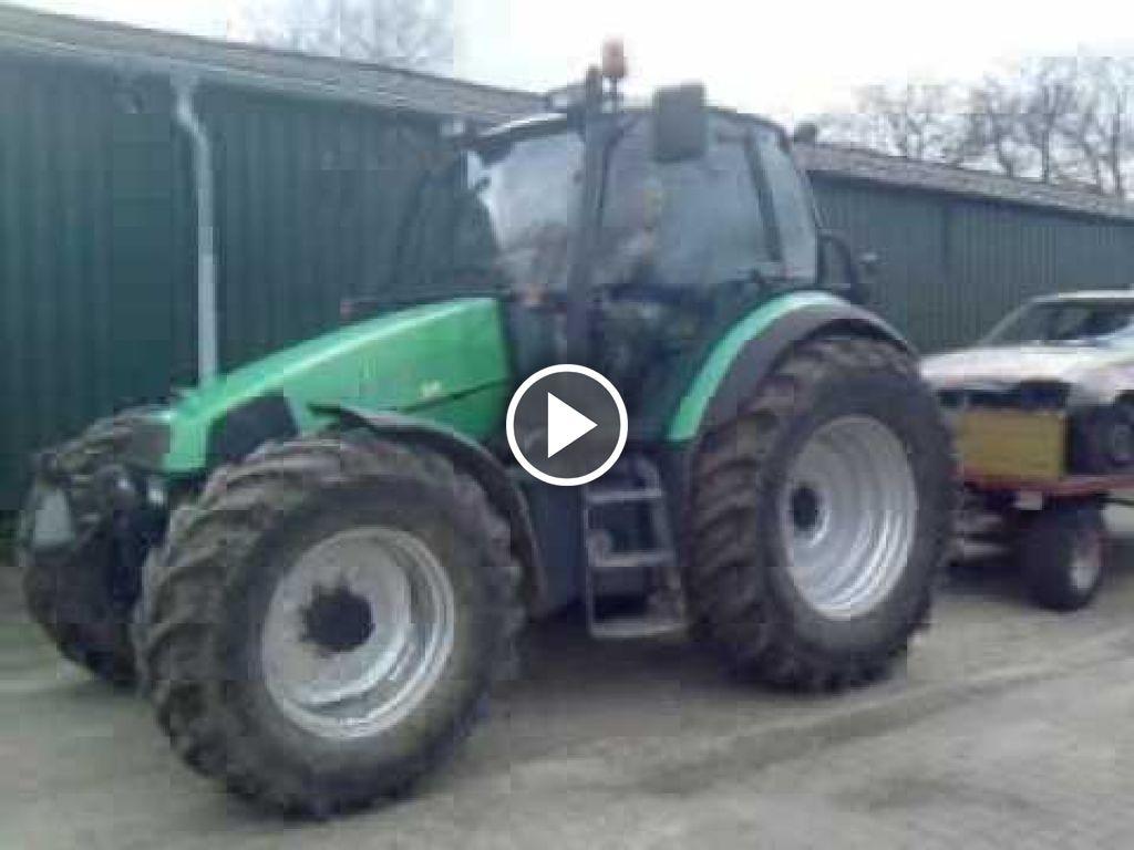Video Deutz-Fahr Agrotron 106