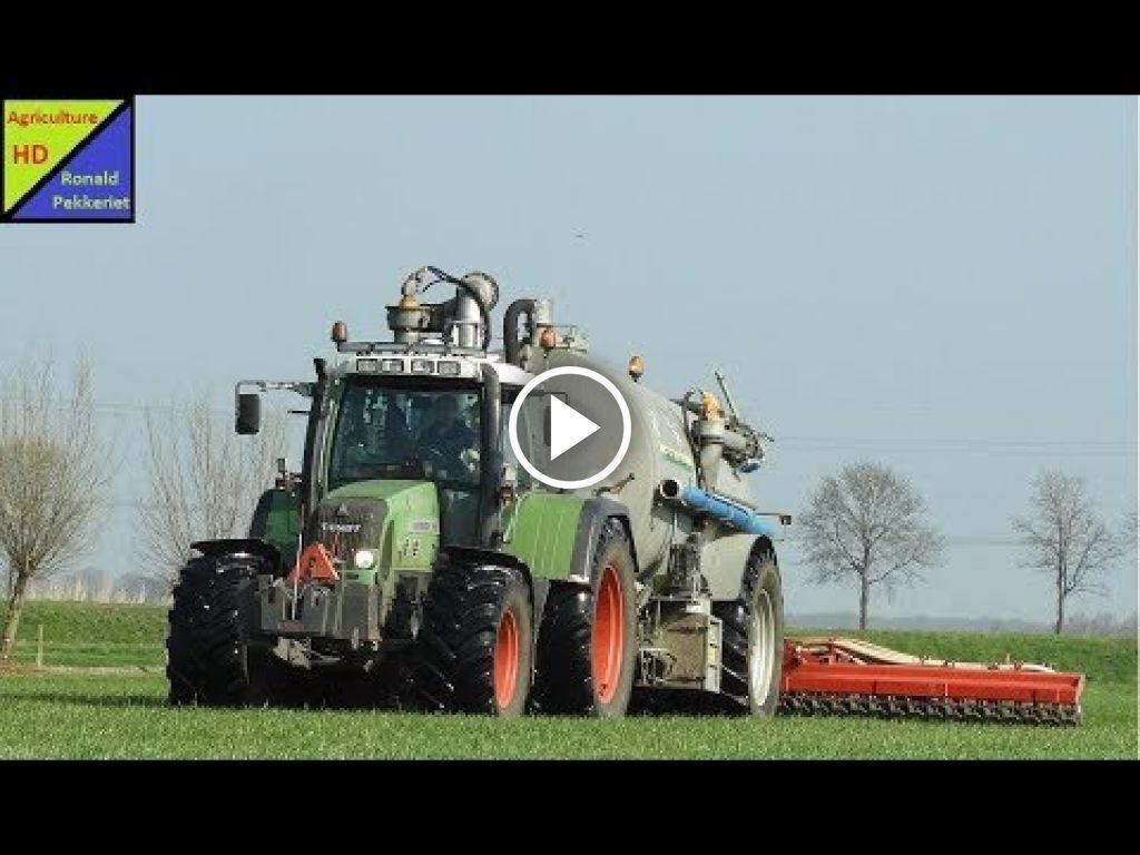 Wideo Fendt 818