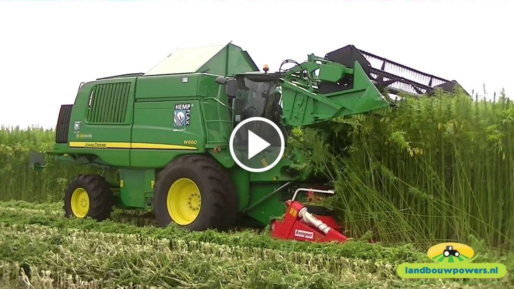 Video John Deere W660