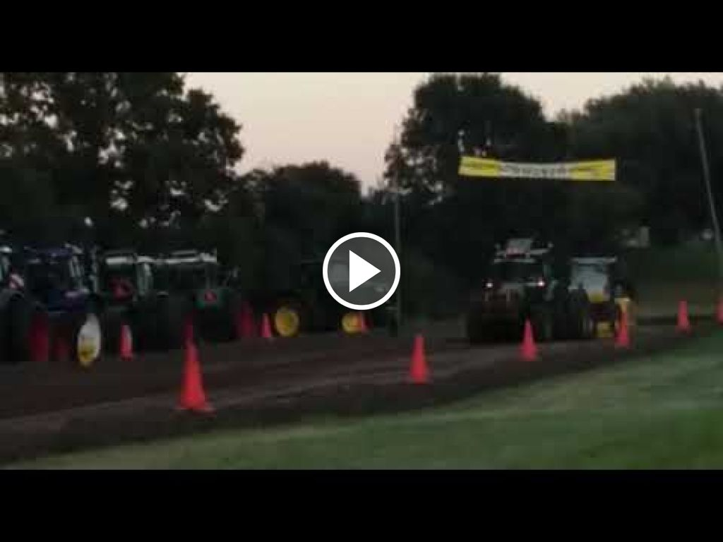 Video Deutz-Fahr Agrotron 128
