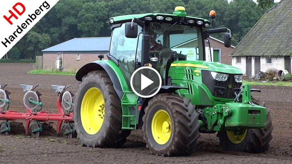 Video John Deere 6105R