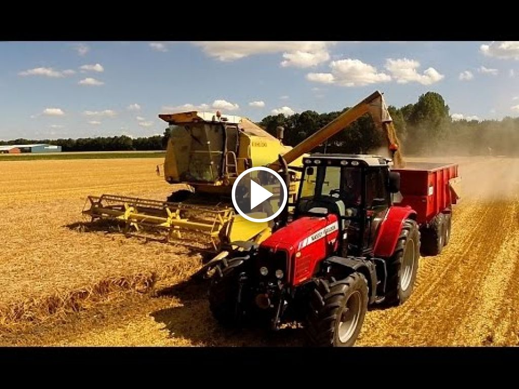 Video New Holland 8080