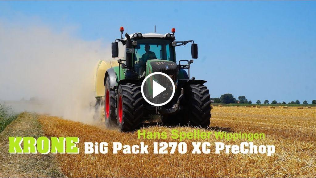 Video Krone Big Pack