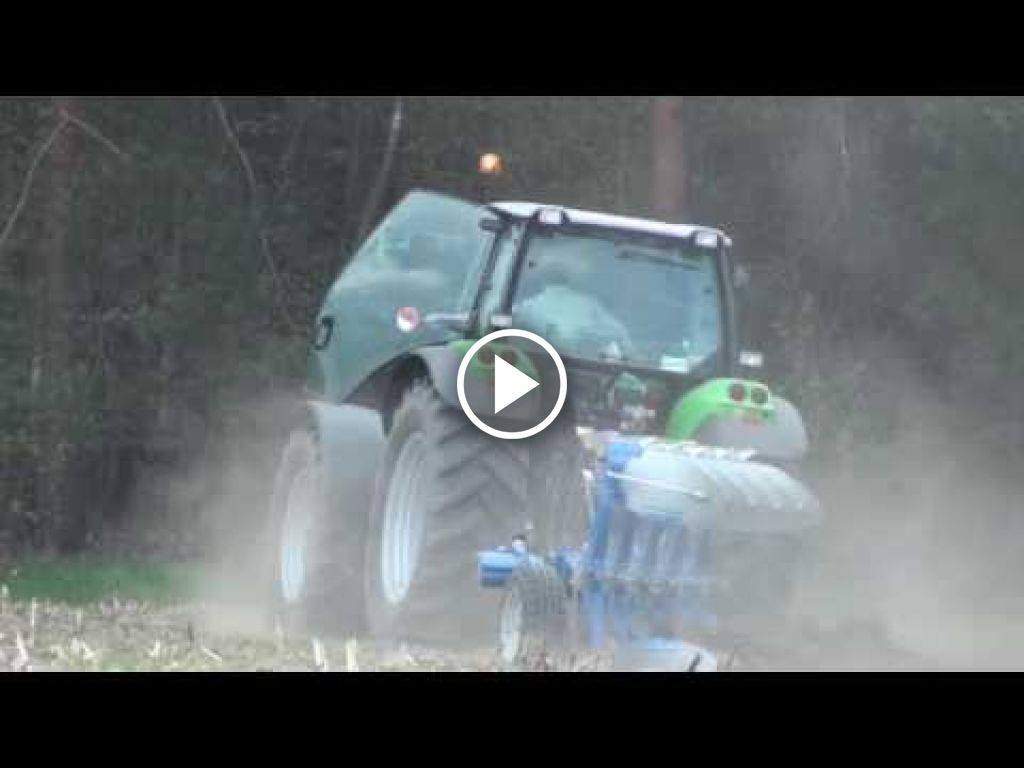 Video Deutz-Fahr Agrotron L 720