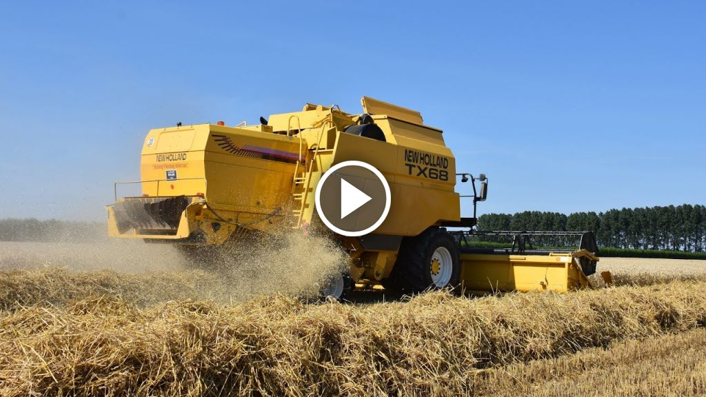 Video New Holland TX 68