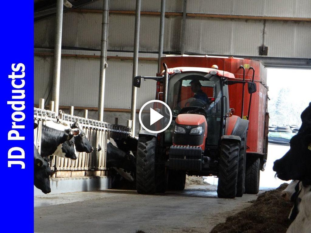 Video Kubota M9540