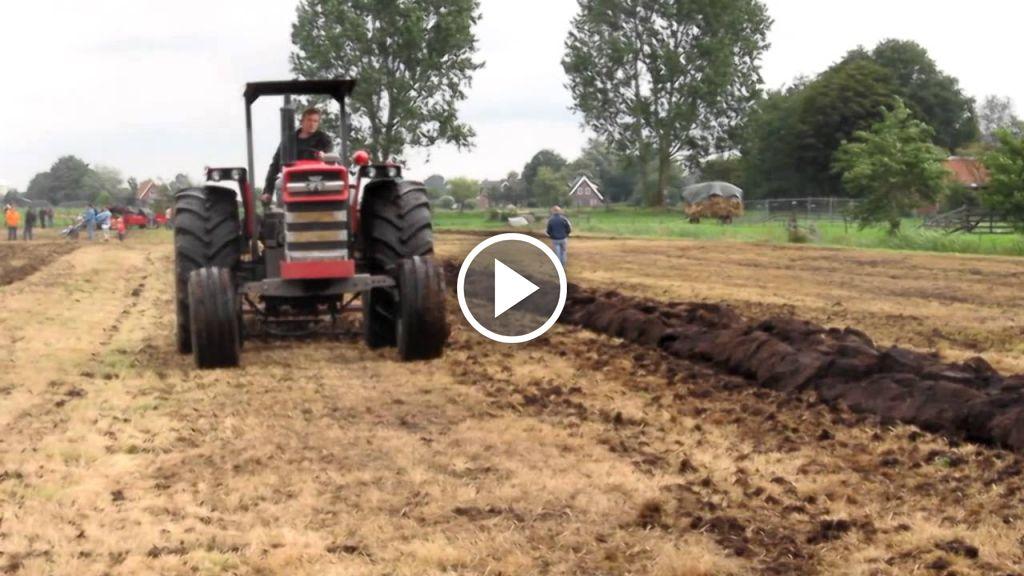 Vidéo Massey Ferguson 1100