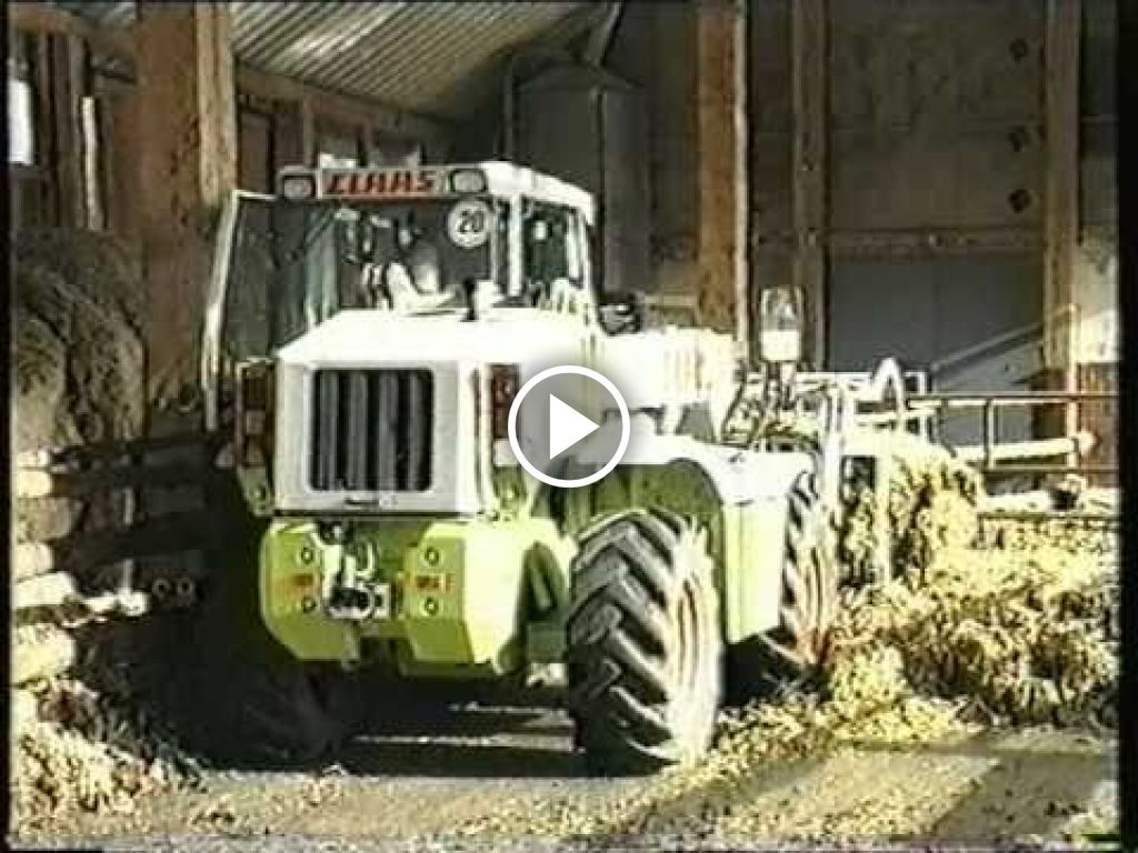Video Claas Verreiker