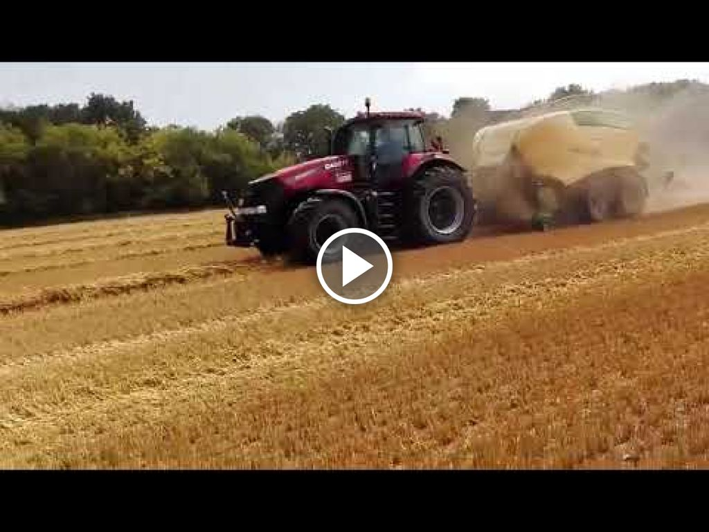 Video Case IH Magnum 370