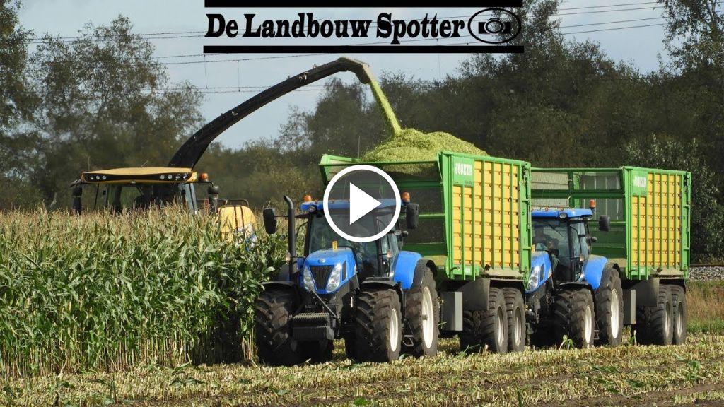 Video New Holland FR 550