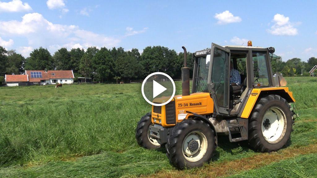 Vidéo Renault TX