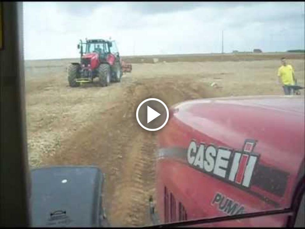 Wideo Case IH Puma 195