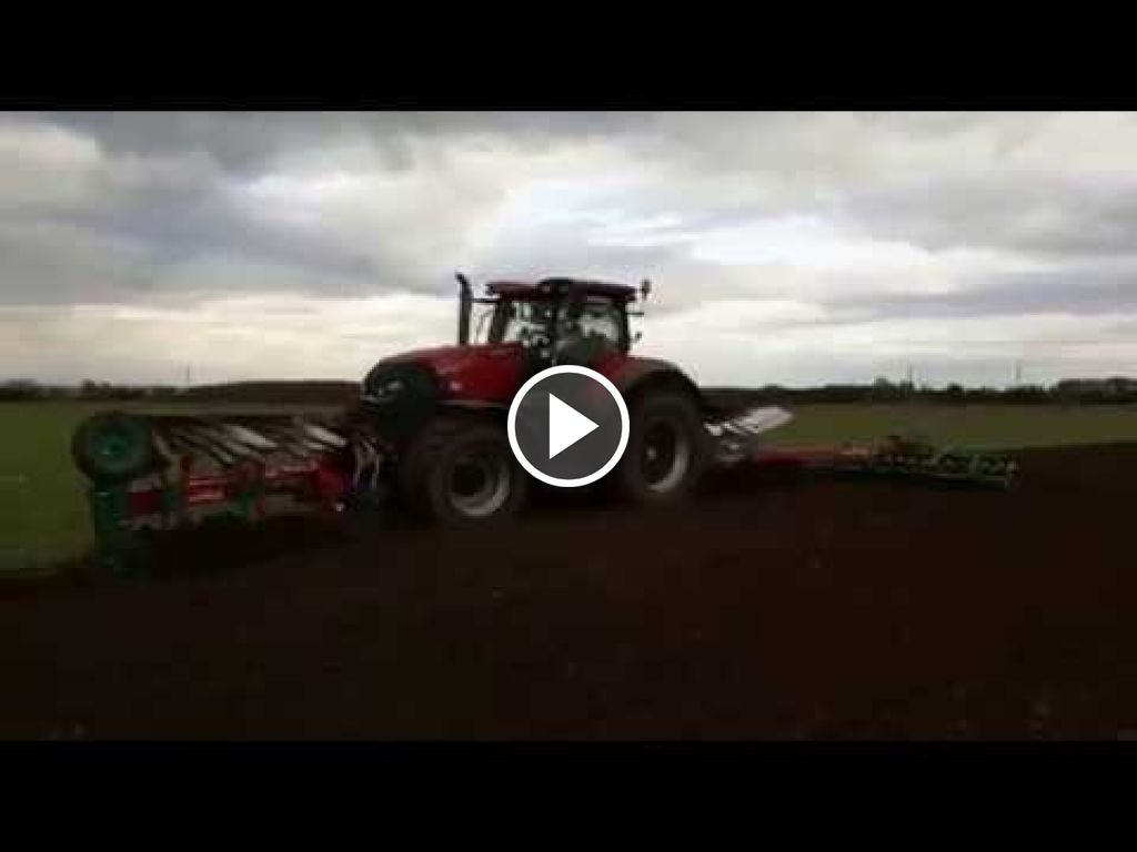 Video Case IH Optum 300