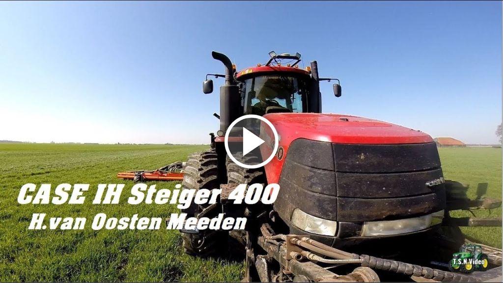 Video Case IH Steiger 400