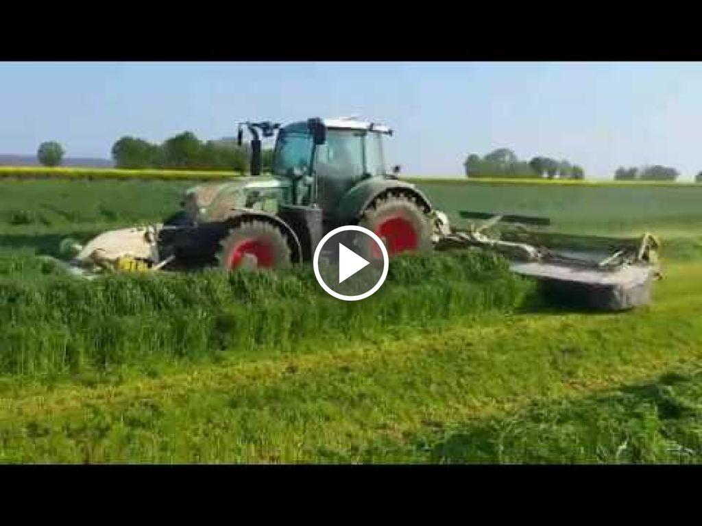 Wideo Fendt 724