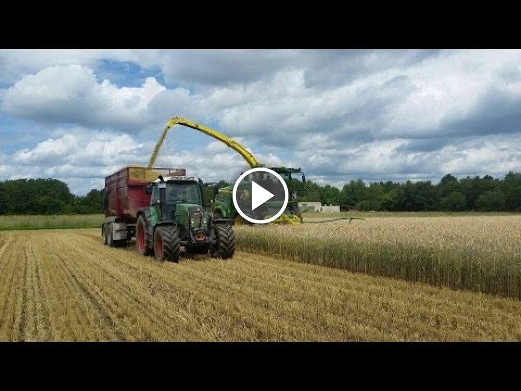 Video John Deere 8500i