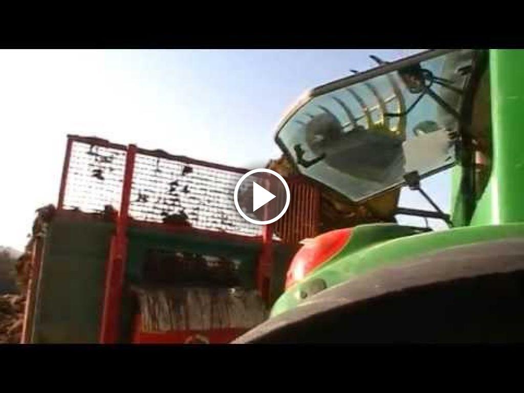 Vidéo Massey Ferguson 5400 Serie