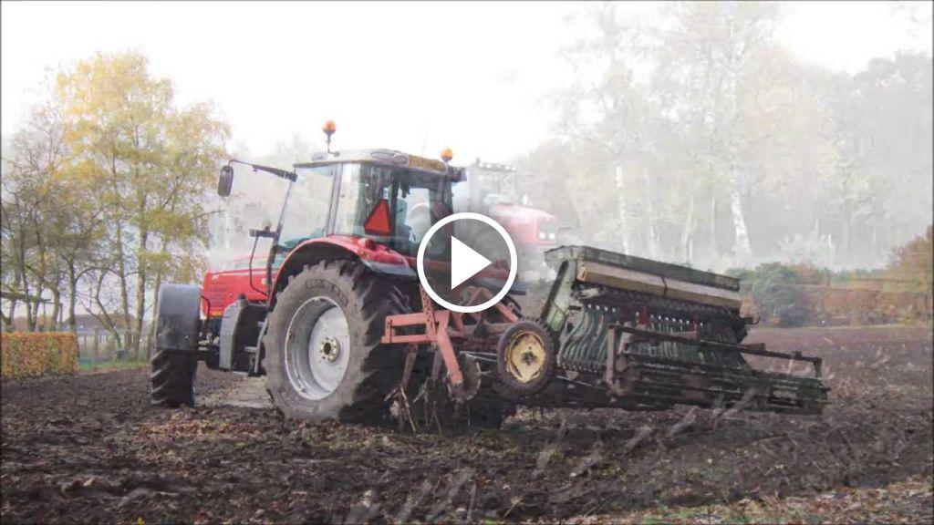 Vidéo Massey Ferguson 6465 Dyna-6