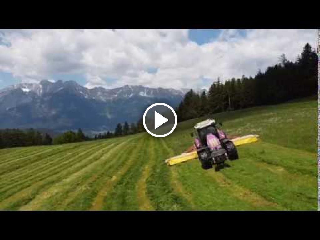 Video Steyr CVT 6230
