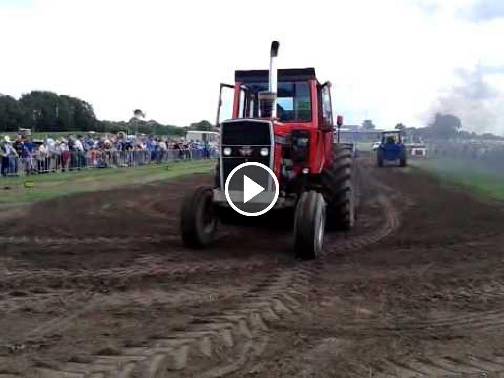 Vidéo Massey Ferguson supersport